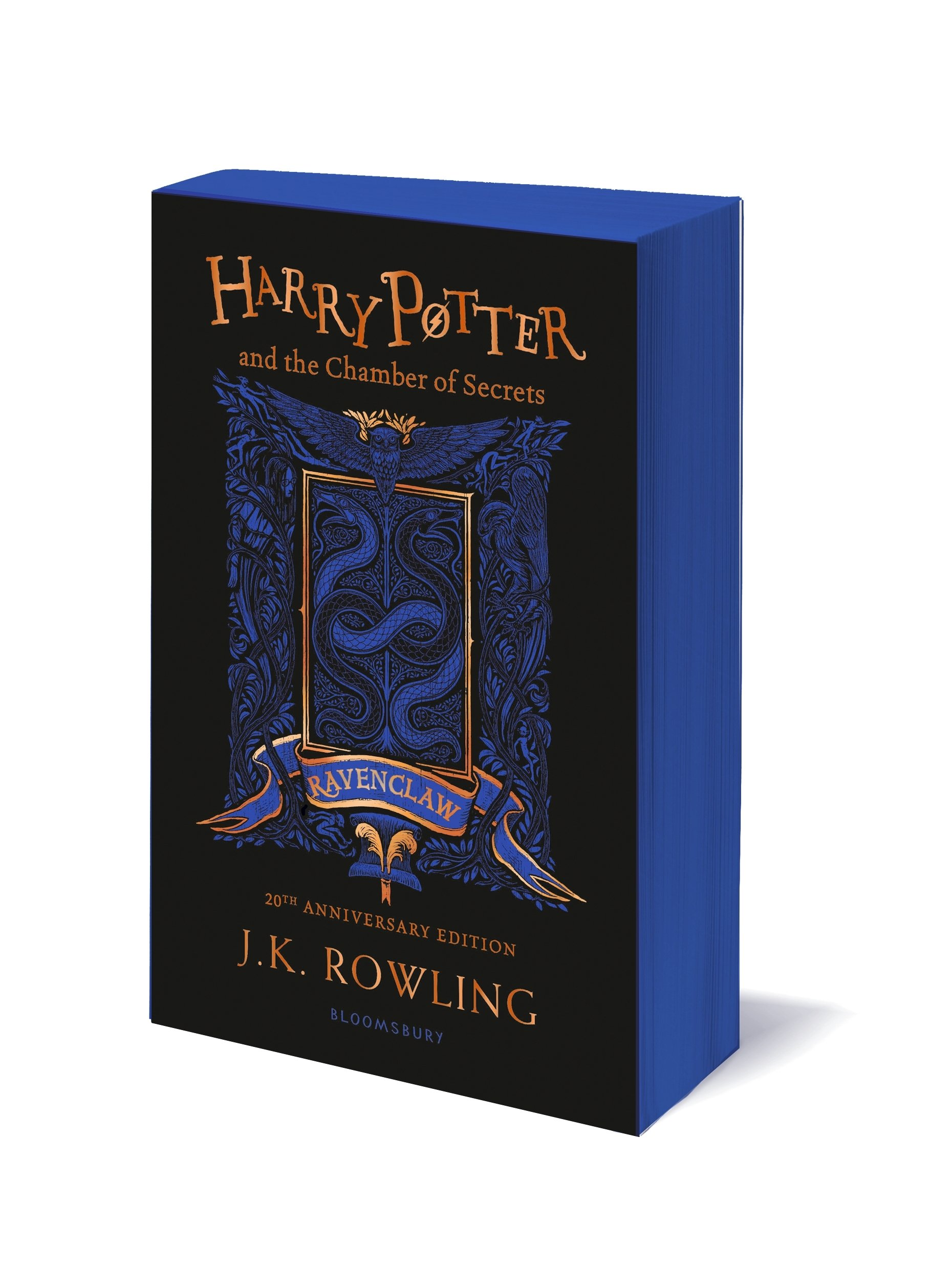 H. P. And The Chamber Of Secrets. Ravenclaw Edition: 2 Harry Potter: Amazon.es: J. K. Rowling, J. K. Rowling: Libros en idiomas extranjeros