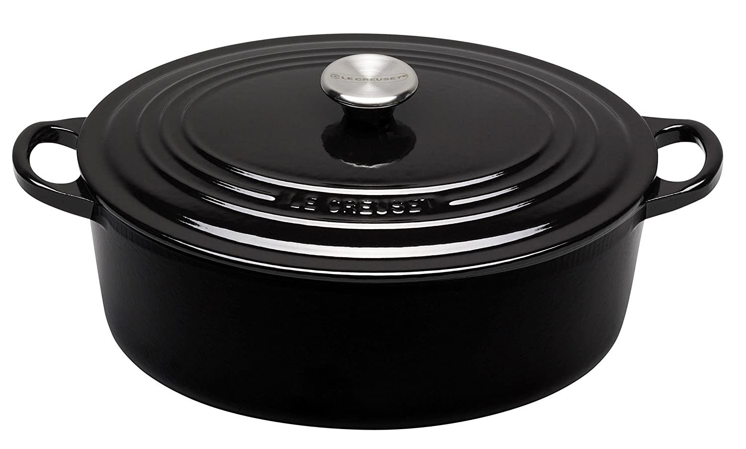 Black from Japan with Tracking# Dutch oven Micro Capsule