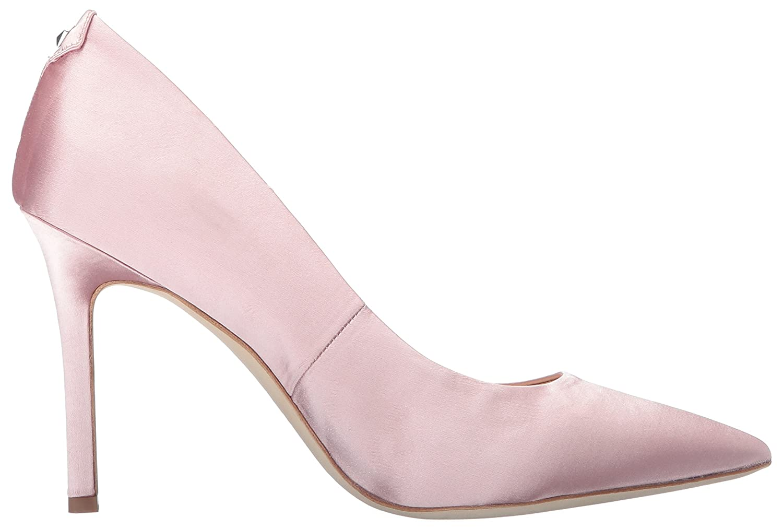 Sam Edelman Damen Damen Damen Hazel Pumps Pink Nude Satin a05197