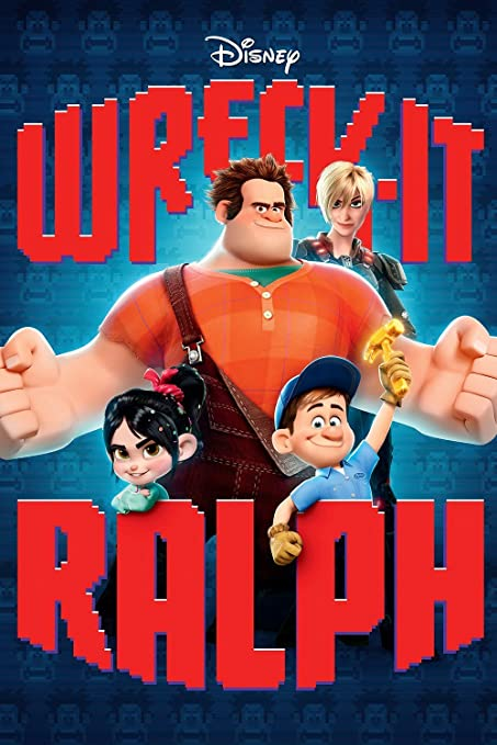 Image result for wreck it ralph movie poster