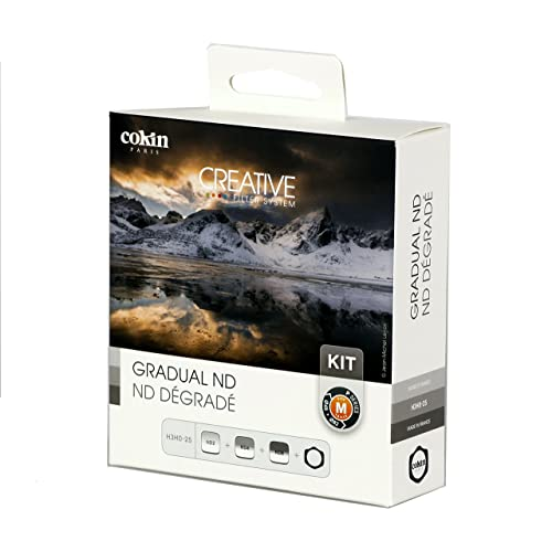 Cokin P Series Gradual ND Filter Kit with Holder