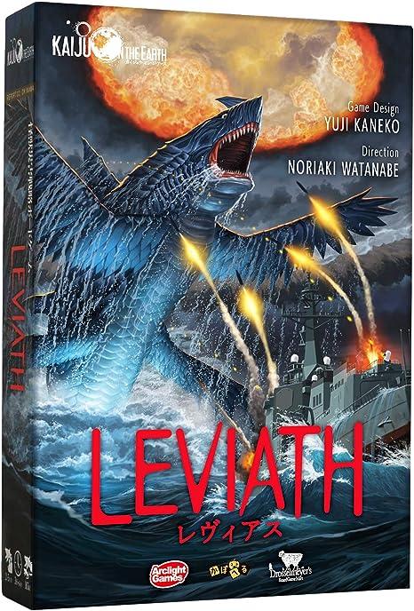 Amazon | アークライト レヴィアス (Kaiju on the Earth) | ボード ...