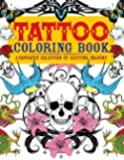 Tattoo Coloring Book: A Fantastic Selection of Exciting Imagery (Chartwell Coloring Books)