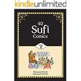 40 Sufi Comics - Volume 2