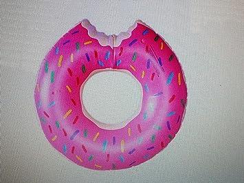 saxxdeluxe Donut flotador (36102 Agua de baño de juguete inflable anillo flotador coche Neumáticos 90 cm desde Sajonia Envío: Amazon.es: Deportes y aire ...