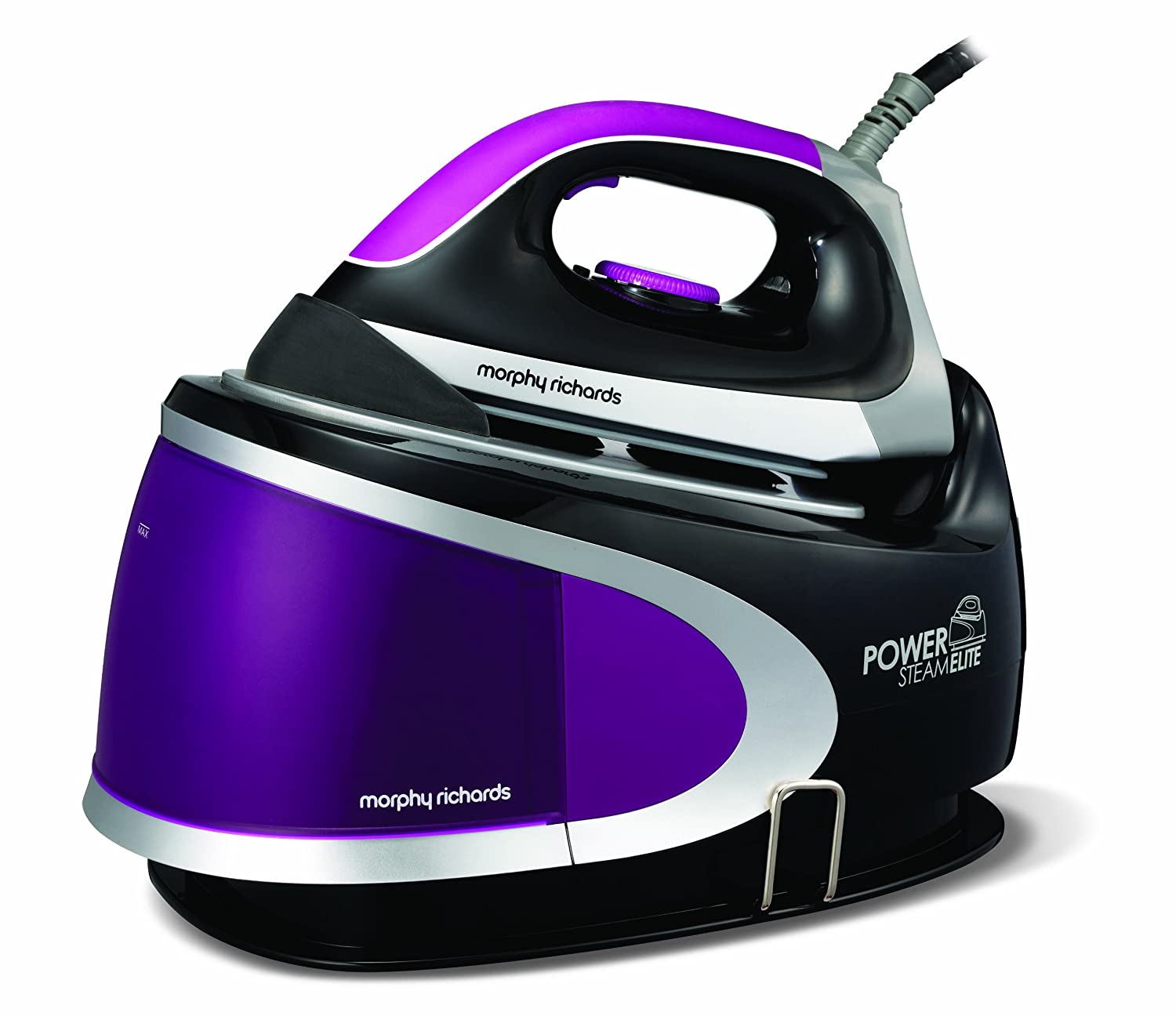 Amazon Morphy Richards Power Steam Elite Pressurised