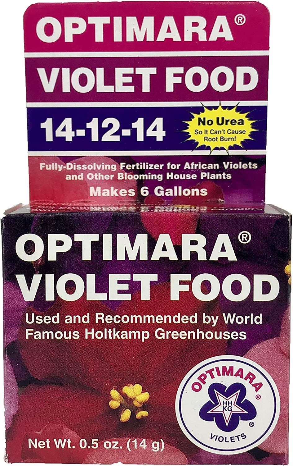 Optimara Violet Food