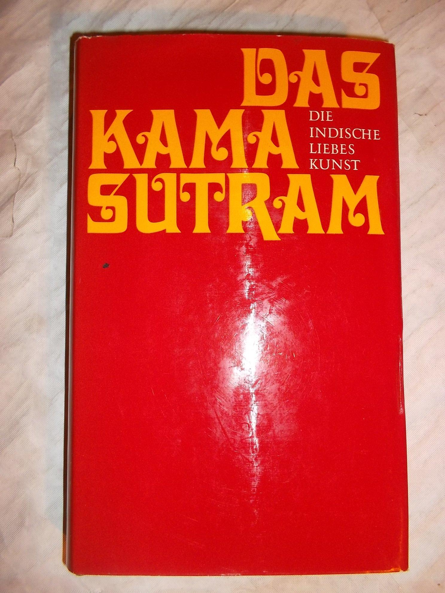 Das Kamasutram - Die indische Liebeskunst