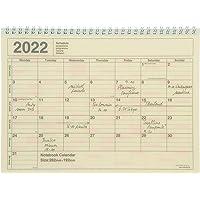 MARK'S 2022 Tischkalender M // Ivory