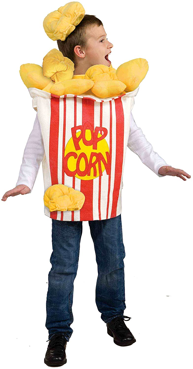Amazon.com: Forum Novelties Kid Kernel Child Popcorn Costume: Toys ...