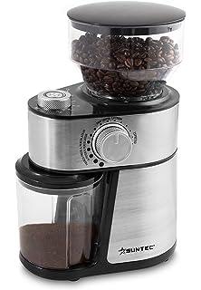 SUNTEC Molinillo de café KML-8540 Design Pro [Embudo para 200 g de Granos