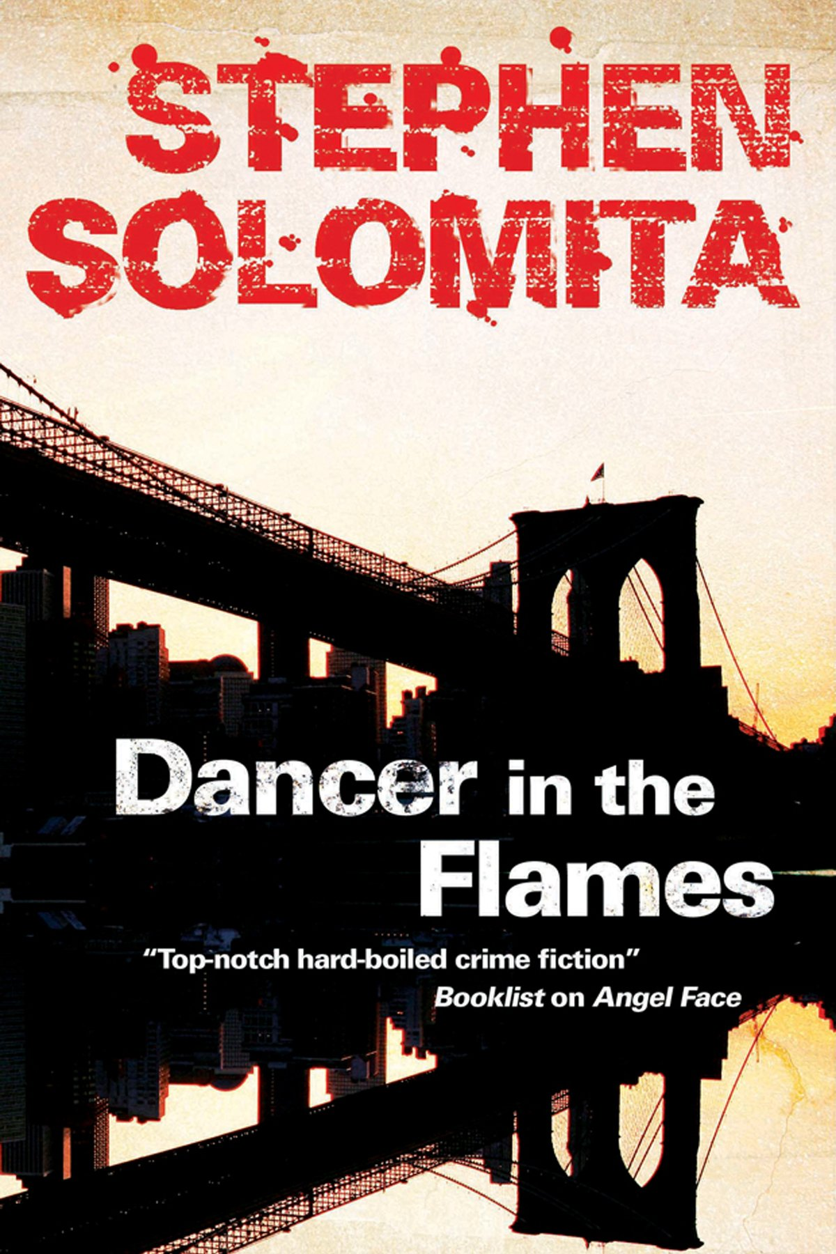Amazon: Dancer In The Flames (9780727882288): Stephen Solomita: Books