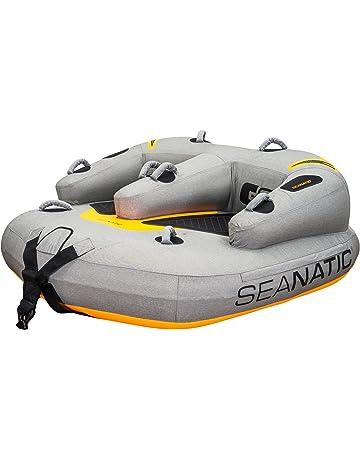 Sean Atic Rasch 3 tubeboat Tube Towable schleppre autoadhesivo Agua Neumáticos FUN Tube nuevo