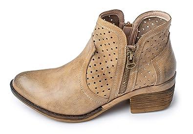 Corkys Damens's Bismark Boot, Braun (10 B M US, Natural ... d67f3a
