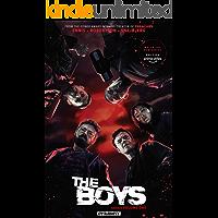The Boys Omnibus Vol. 1 book cover