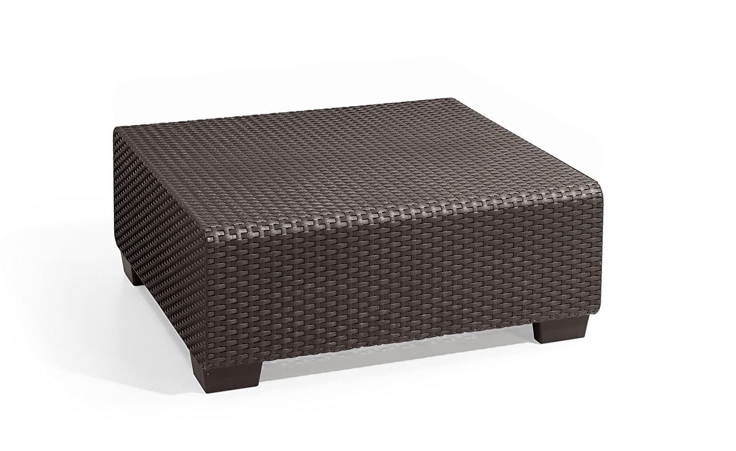 Keter Sapporo Modular Coffee Table Modern All Weather