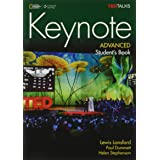 Keynote - BRE - Advanced: Student Book + DVD-ROM + MyELT Online Workbook, Printed Access Code