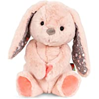 B. Toys Butterscotch Bunny Plush Toy, Multi, 12 inches