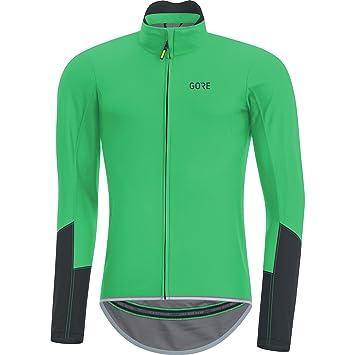 GORE Wear Men s Windproof Long Sleeve Road Cycling Jersey a58c4cb8f