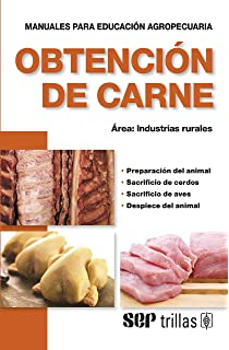 Obtencion de carne (Spanish Edition)