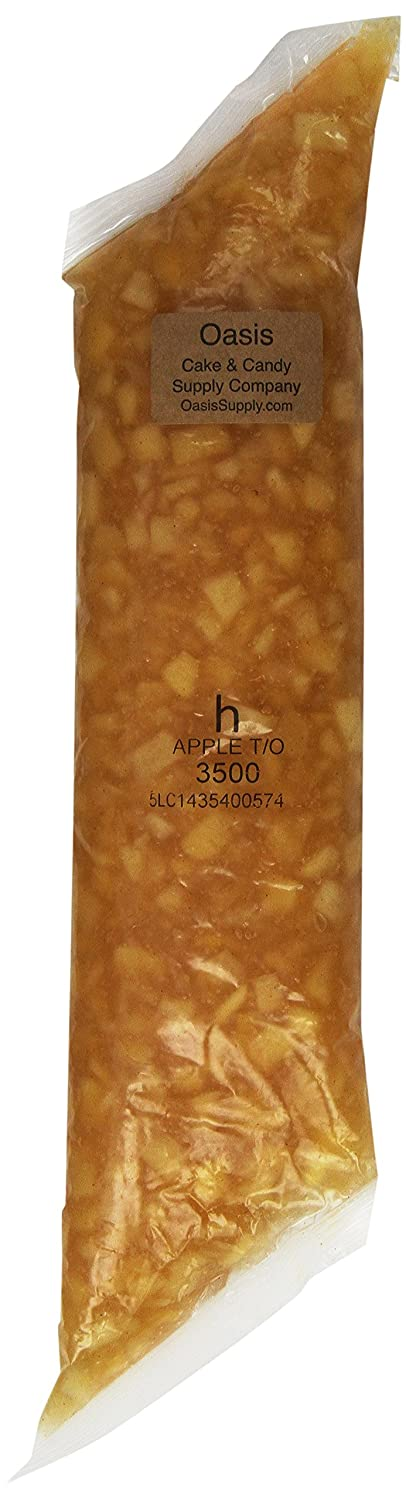 Henry & Henry Apple Pie/Pastry and Cake Filling, 2 Pound