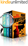 Dev Haskell Box Set Vol 1-3 (Dev Haskell - Private Investigator)