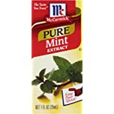 McCormick Pure Mint Extract, 1 oz.