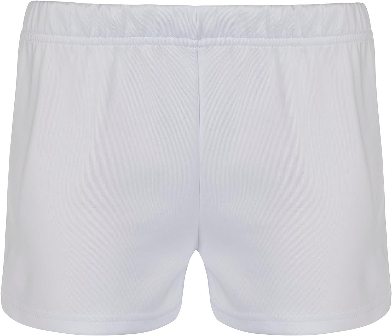 Girls White and Blue Pleated Tennis Dress Junior Netball Dress//Sportswear