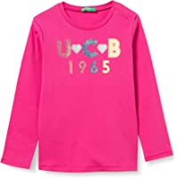 United Colors of Benetton Camiseta para Niñas