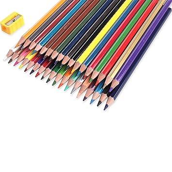 Lápices de colores, arte dibujo Color lápices para colorear libros ...