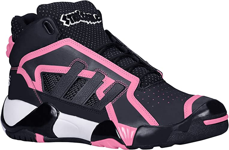 Adidas Street Ball 2 Black Pink Mens