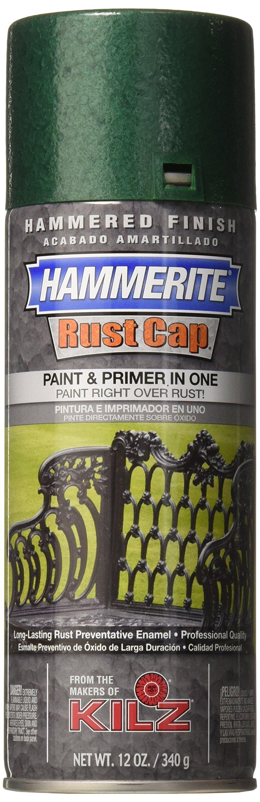 Masterchem Industries 41165 Hammered Spray, Deep Green