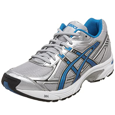 ASICS Men's GEL-150 TR Cross-Training Shoe,Silver/Blue/Black