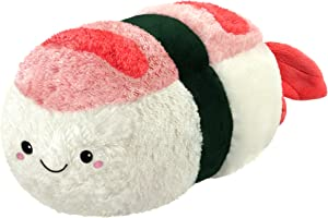Squishable / Mini Comfort Food Shrimp Sushi - 7""