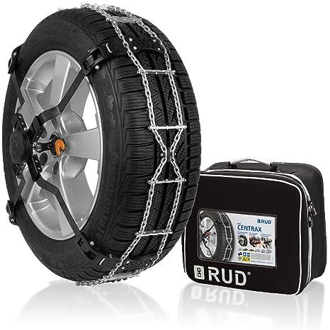 RUD 4716731 Cadenas para la nieve Centrax para Turismo, tamaño N890, set de 2
