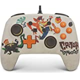 PowerA PowerA Enhanced Wired Controller para Nintendo Switch - Quantum Crash, Crash Bandicoot 4: It's About Time, Nintendo Sw