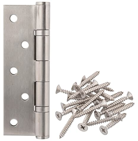 HINGE SS UNION[ASSA ABLOY] 5 INCHES