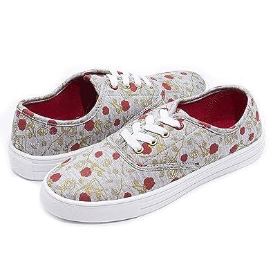 99da5c13b13fd Disney Fairytale Junior Teen Most Comfortable Slip on Sneakers Shoes for  Women