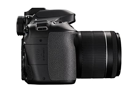 Canon EOS 80D + EF-S 18-55mm f/3.5-5.6 IS STM 24.2MP CMOS 6000 x ...