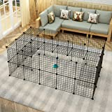 JYYG Exercise Pen/Pet Playpens Removable Iron Cage