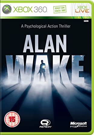 Alan Wake (Xbox 360): Amazon co uk: PC & Video Games