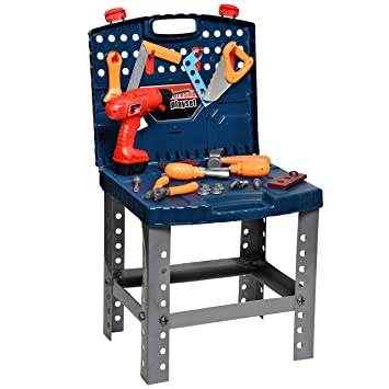 Magnificent Playkidz 3059 Construction Kids Portable Boys Girls Toy Gmtry Best Dining Table And Chair Ideas Images Gmtryco