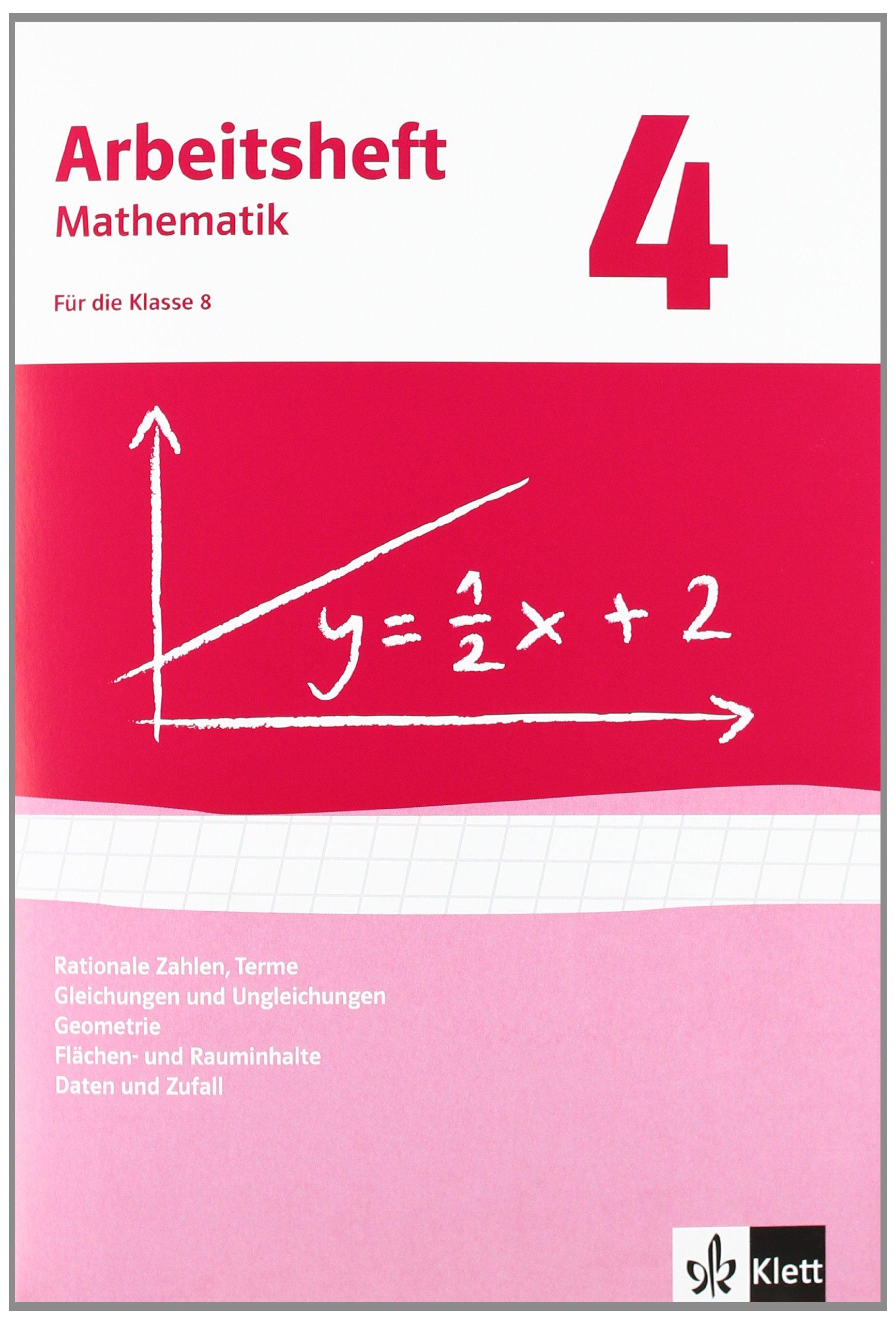 Rationale Zahlen, Terme, Gleichungen/Ungleichungen, Flächen ...