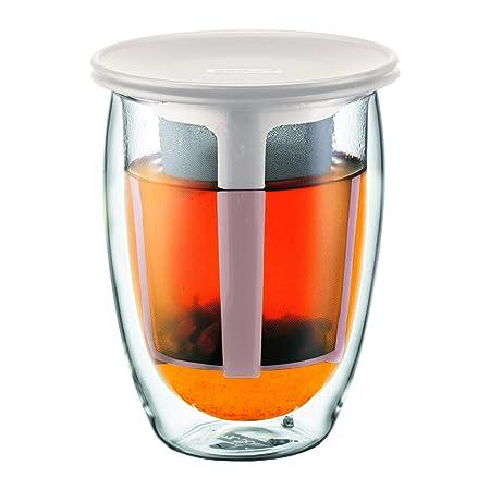bodum tea for one tea cup infuser
