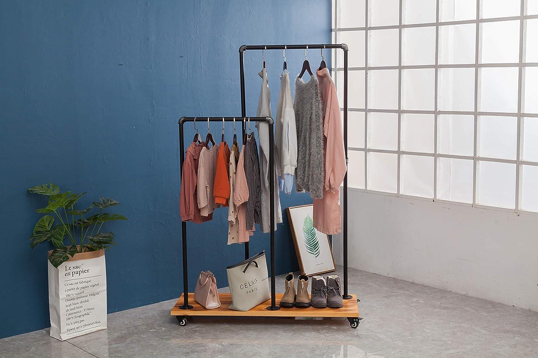 Amazon.com: Perchero para colgar ropa de alta resistencia ...