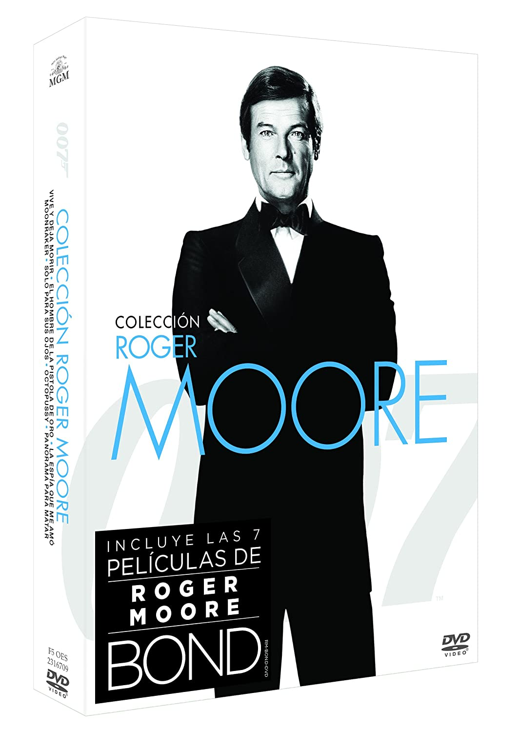 Bond: Roger Moore Collection [DVD]