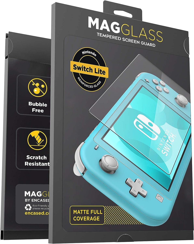 Magglass Nintendo Switch Lite - Protector de Pantalla para Nintendo Switch Lite (Cristal Templado): Amazon.es: Electrónica