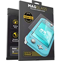 Magglass Nintendo Switch Lite Matte Screen Protector Premium Tempered Glass Screen Protector Film for Nintendo Switch…