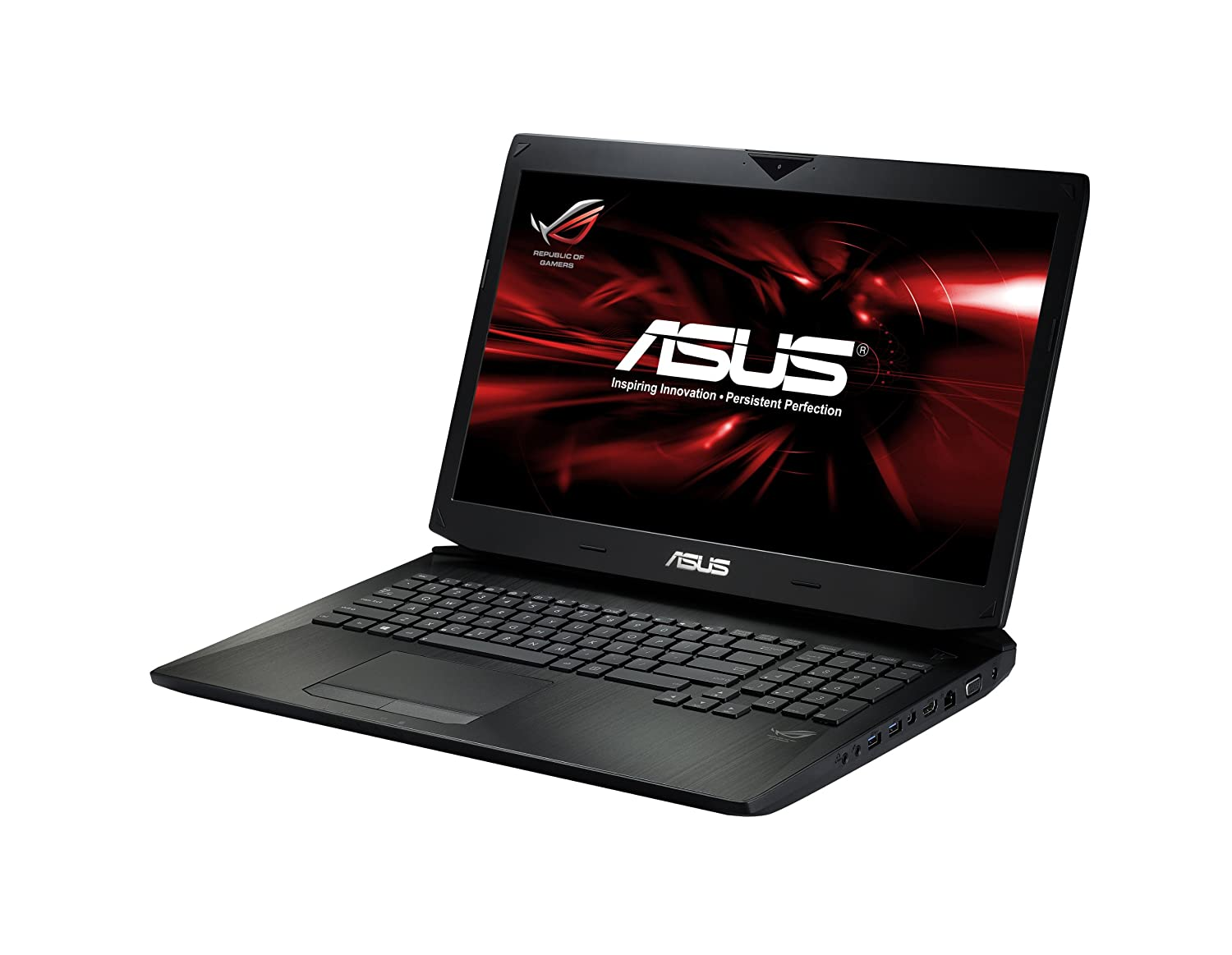 Amazon.com: ASUS ROG G750JX-DH71-CA Laptop - Ordenador portátil (i7-4700HQ, DVD Super Multi, Touchpad, Windows 8, 64-bit, Intel Core i7-4xxx): Computers & ...