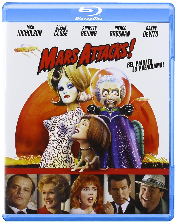 Mars Attacks! [Italian Edition]